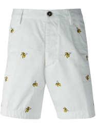 Dsquared2 Embroidered Banan Shorts