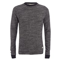 Oliver Spencer Men's Highgrove Crew Neck Sweatshirt Charcoal