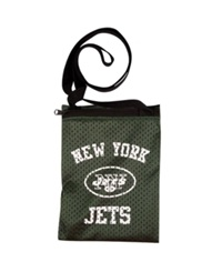 Little Earth New York Jets Gameday Crossbody Bag Team Color