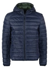 United Colors Of Benetton Down Jacket Navy Dark Blue