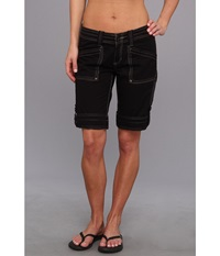 Aventura Clothing Arden Standard Rise Short Black Women's Shorts