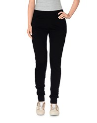 Dirk Bikkembergs Sport Couture Trousers Casual Trousers Women Black