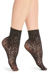 Wolford Women's Lace Anklet Socks