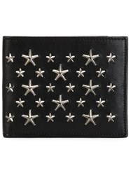 Jimmy Choo 'Mark' Wallet Black
