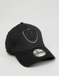 New Era 39Thirty Cap Fitted La Raiders Black
