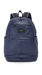 State Lenox Coated Canvas Backpack