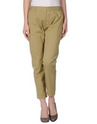 Boy By Band Of Outsiders Casual Pants Military Green