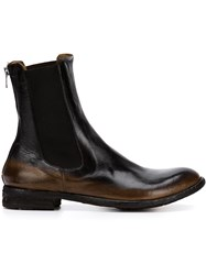 Officine Creative 'Lexikon' Ankle Boots Brown