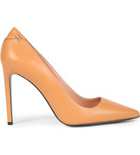 Roland Mouret Hero 2 Leather Pumps Tabacoo