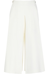 Temperley London Oscar Pleated Cady Culottes