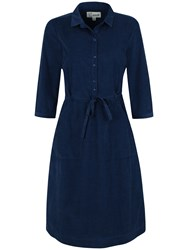 Seasalt Miss Stays Shirt Dress Marine