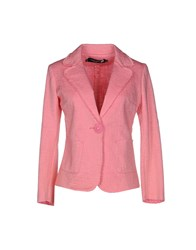 Cristinaeffe Collection Suits And Jackets Blazers Women Pink