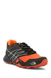 The North Face Ultra Mt Trail Running Shoe Orange