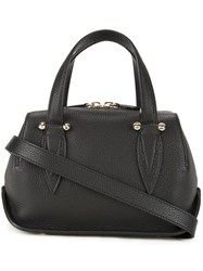Delpozo 'Doctor' Tote Bag Black