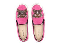 Markus Lupfer Ml092 Pink Crosta Monkey Face Women's Shoes
