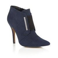 Ravel Chambers Ankle Boots Ink