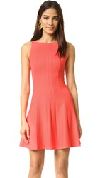 Elizabeth And James Hollis Dress Melon