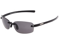 Suncloud Polarized Optics Momentum Black Gray Polarized Lens Sport Sunglasses