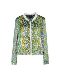 Anonyme Designers Jackets Light Green
