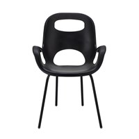 Umbra Oh Chair Black