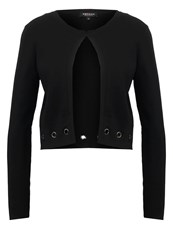 Morgan Mbima Cardigan Noir Black