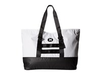 Hurley Beach Active Tote 2.0 White Black White Tote Handbags