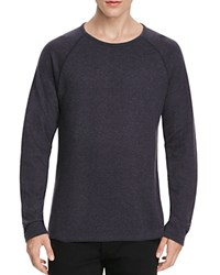 Billy Reid Indian Raglan Tee 100 Bloomingdale's Exclusive Midnight