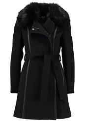 Morgan Classic Coat Noir Black