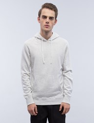 Reigning Champ Light Weight Terry Pullover Hoodie