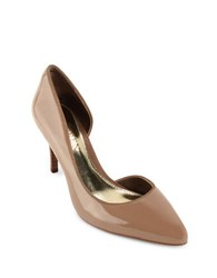 Lauren Ralph Lauren Rube Patent Leather Pumps Porcini