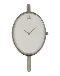 Ck Calvin Klein Timepieces Wrist Watches Women White