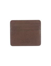 Doucal's Document Holders Dark Brown