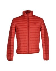 Beverly Hills Polo Club Coats And Jackets Down Jackets Men Red
