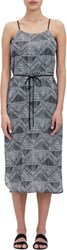 Barneys New York Dunn Dress Black Size 12 Us