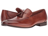 Dune Result Tan Leather Men's Flat Shoes