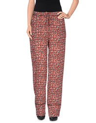 Marni Trousers Casual Trousers Women Red