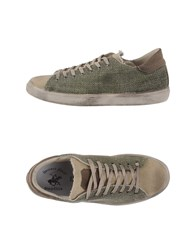 Beverly Hills Polo Club Footwear Low Tops And Trainers Men Military Green