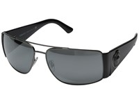 Versace Ve2163 Anthracite Grey Mirror Silver Fashion Sunglasses Gray