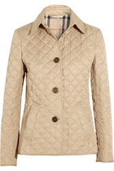 Burberry Quilted Shell Jacket