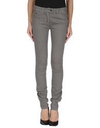 Balenciaga Denim Pants Grey
