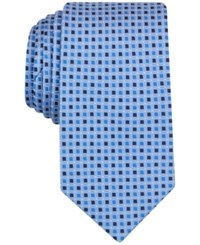 Nautica Men's Isles Mini Tie Lt Blue