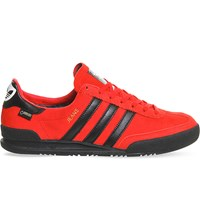 Adidas Jeans Gtx Trainers Collegiate Red Black