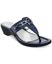 Marc Fisher Amina Thong Sandals Women's Shoes