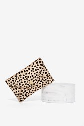 Aimee Kestenberg Ryder Pony Hair Pouch Animal