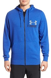 Men's Under Armour 'Sportstyle' Long Sleeve Charged Cotton Full Zip Hoodie