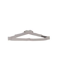 Mauro Grifoni Belts Light Grey