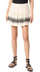 Figue Chachani Skirt Ivory