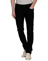 Aquascutum London Aquascutum Denim Pants Black