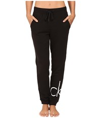 Calvin Klein Underwear Lounge Sweatpants Black Women's Pajama
