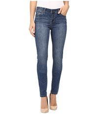 Liverpool Abby Skinny Jeans In Montauk Mid Blue Montauk Mid Blue Women's Jeans